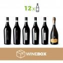 SELEZIONE ORO WINE BOX 12 BOTTIGLIE