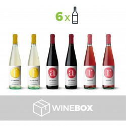 PIZZA&BOLLICINE WINE BOX